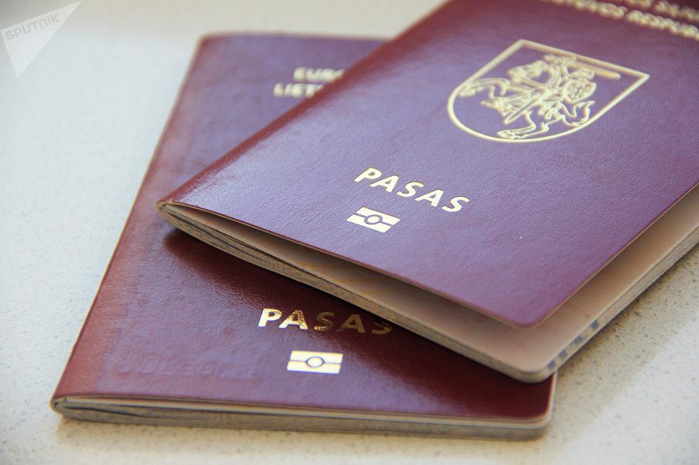 Транспортная виза в Литву